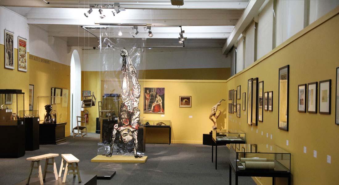 Acrobates - Critique sortie Théâtre Châlons-en-Champagne Musées de Châlons-en-Champagne