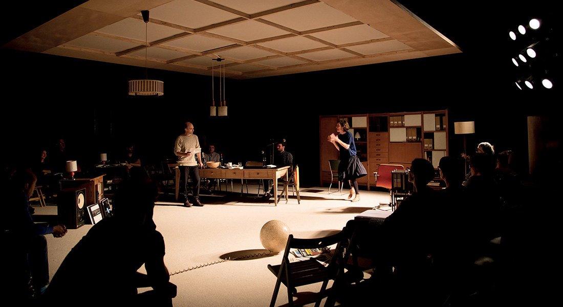 En Route-Kaddish / Doreen - Critique sortie Théâtre DIJON THEATRE DIJON BOURGOGNE
