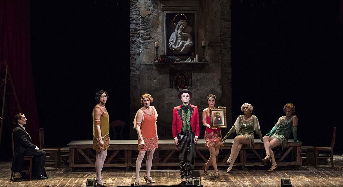 Eden Teatro - Critique sortie Théâtre Paris Athénée Théâtre Louis-Jouvet