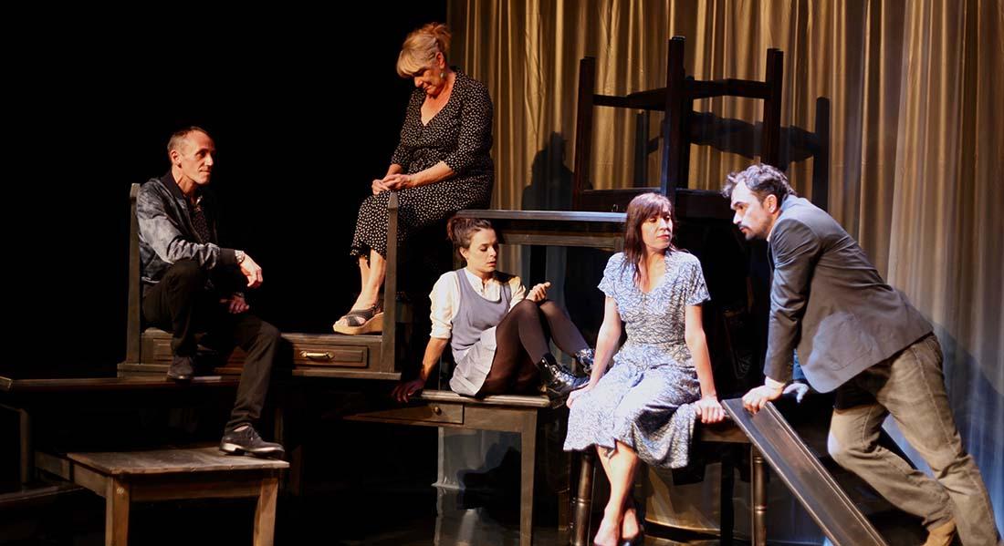 Juste la fin du monde - Critique sortie Théâtre Paris Studio Hébertot