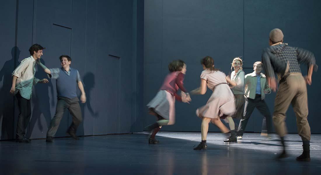 L'Éveil du printemps - Critique sortie Théâtre Paris Comédie-Française