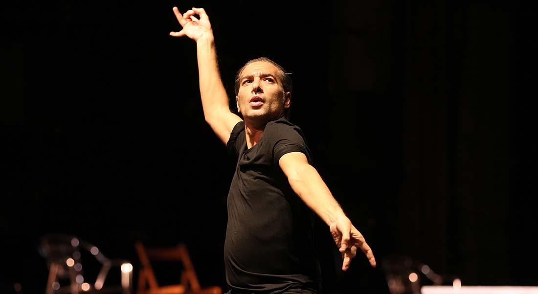 Israel Galván toujours à vif - Critique sortie Danse Vélizy-Villacoublay L'Onde