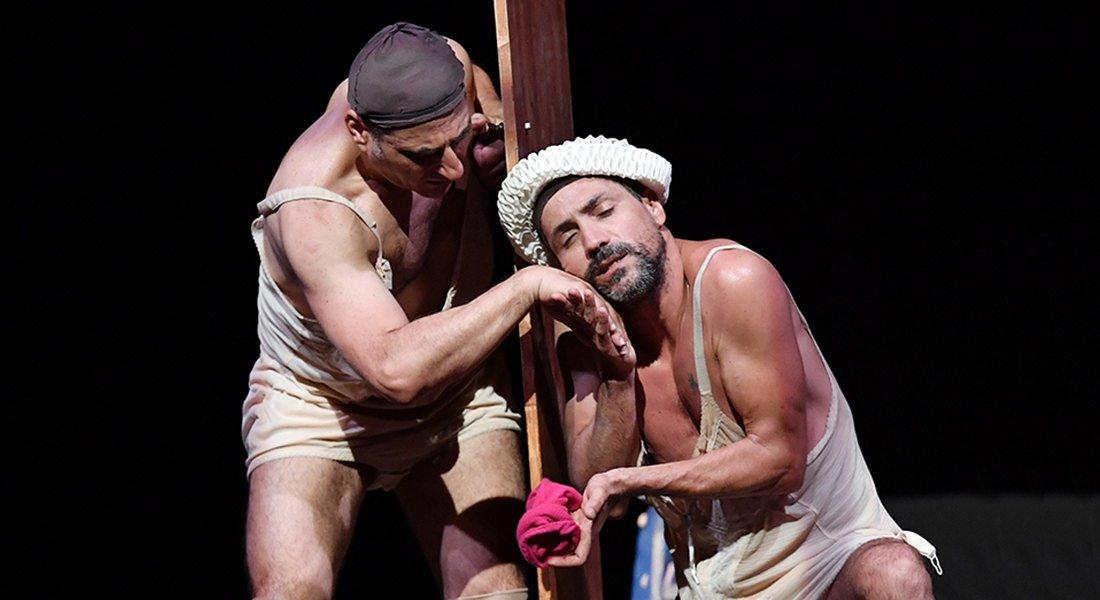 La Scortecata - Critique sortie Théâtre Montpellier Domaine d'O