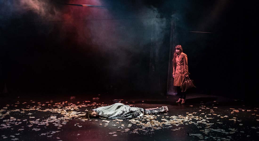 La Vergogne - Critique sortie Théâtre Paris Théâtre de Belleville