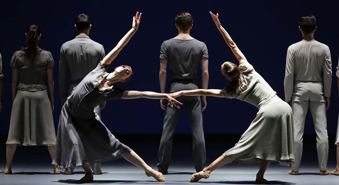 Nocturnes / Estro - Critique sortie Danse Sceaux Les Gémeaux - Scène Nationale