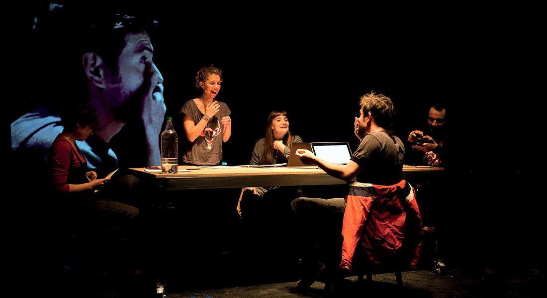 País clandestino - Critique sortie Théâtre DIJON THEATRE DIJON BOURGOGNE