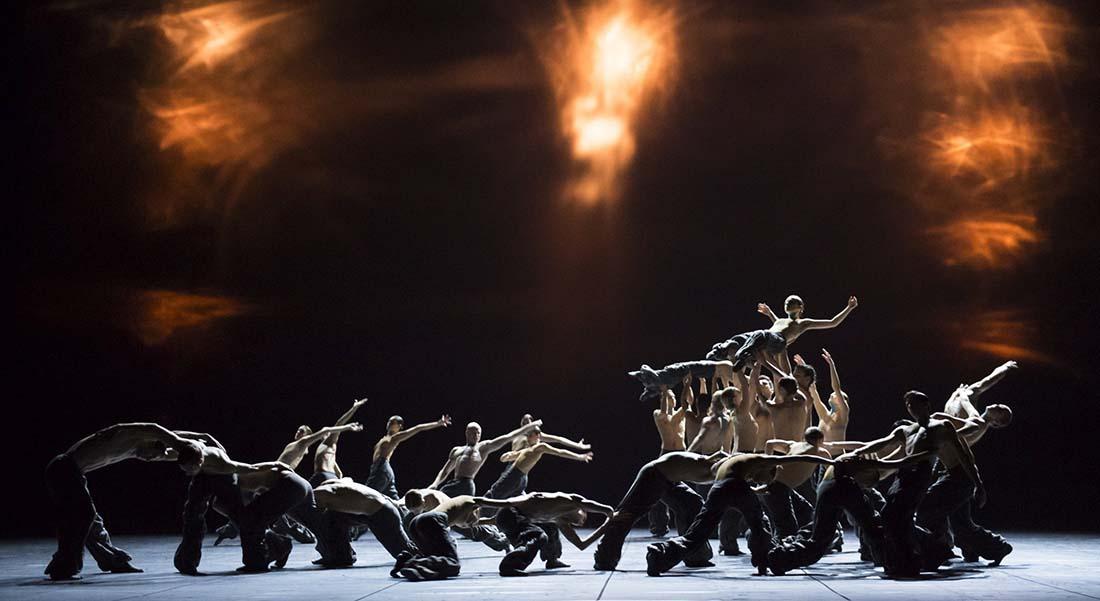 Programme Thierrée / Pite / Pérez / Shechter - Critique sortie Danse Paris Palais Garnier