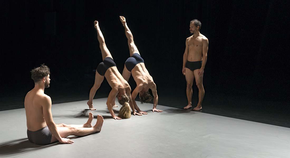 Quatuor tristesse - Critique sortie Danse Paris Théâtre de l'Aquarium La Cartoucherie