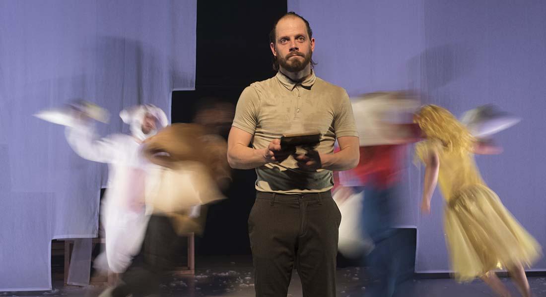 R1R2START - Critique sortie Danse La Courneuve Centre Culturel Jean Houdremont