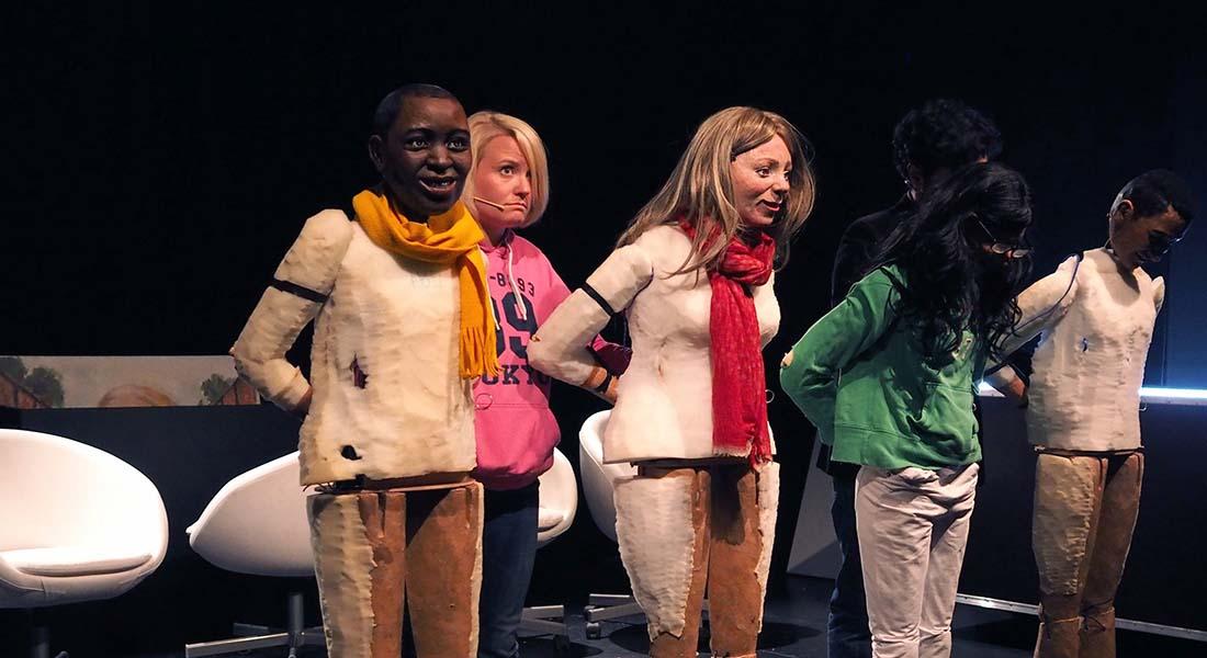 Festival Scènes Ouvertes à l'insolite 2018 - Critique sortie Théâtre Paris Le Mouffetard - Théâtre de la Marionnette
