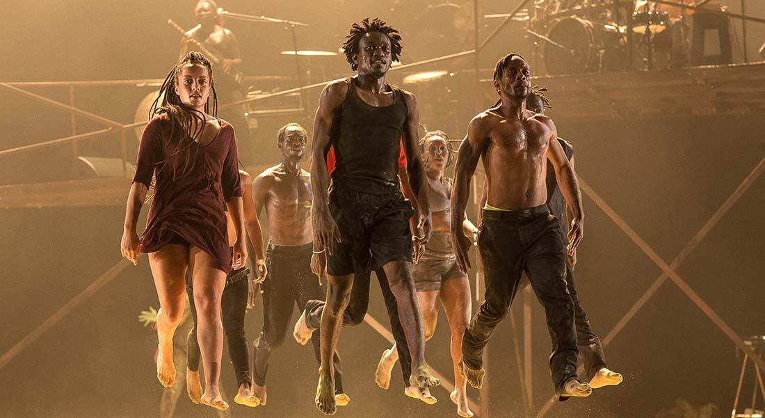 Monstres / On ne danse pas pour rien - Critique sortie Danse Lausanne