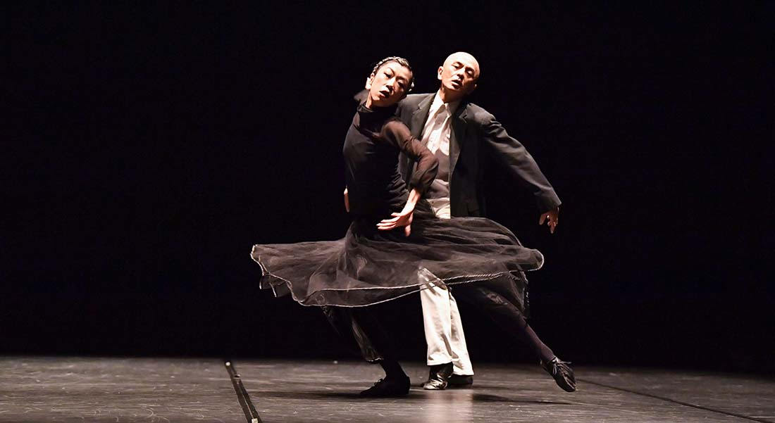 Escale au Japon - Critique sortie Danse Paris Chaillot - Théâtre national de la danse