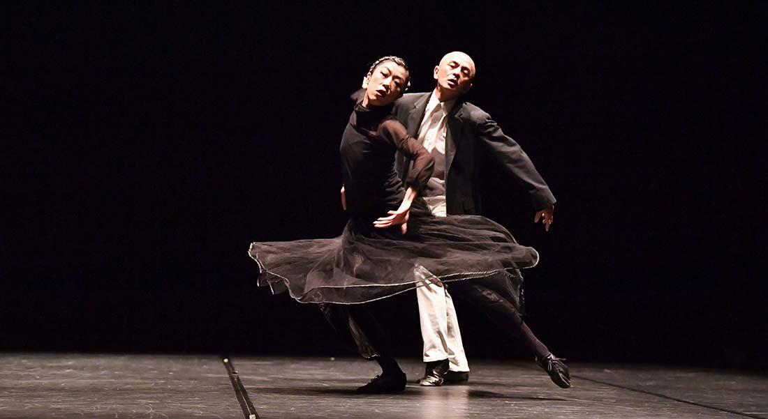 Escale au Japon - Critique sortie Danse Paris Chaillot - Théâtre national de la danse