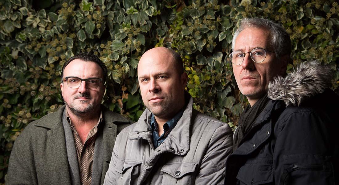 Philippe Mouratoglou Trio - Critique sortie Jazz / Musiques Paris Studio de l'Ermitage