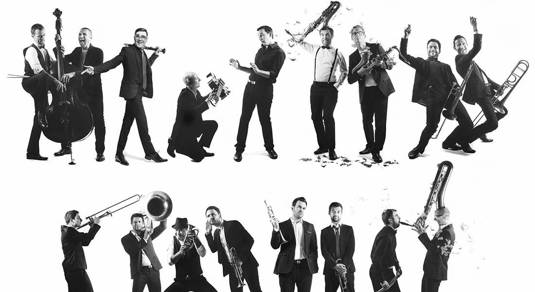 The Amazing Keystone Big Band : Jazz et Cinéma - Critique sortie Jazz / Musiques
