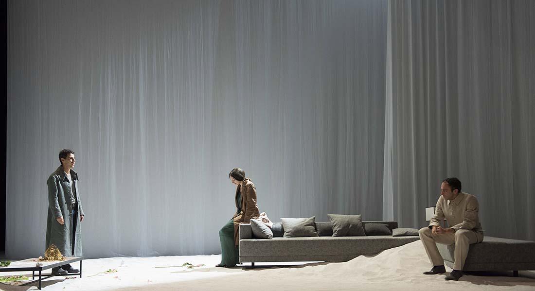 Bérénice - Critique sortie Théâtre Paris Odéon-Théâtre de l'Europe - Ateliers Berthier