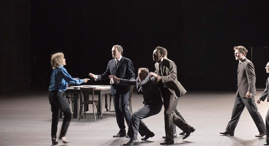 Ça ira (1) Fin de Louis - Critique sortie Théâtre Paris