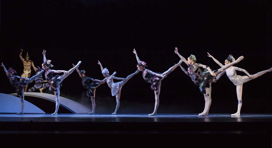 Le Songe - Critique sortie Danse Paris Chaillot - Théâtre national de la danse