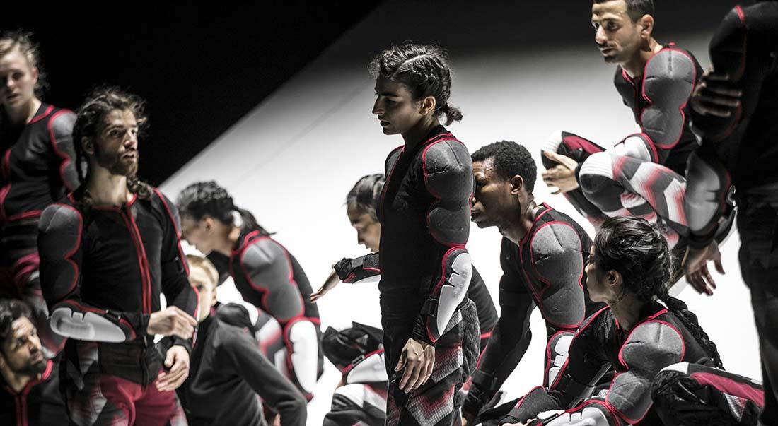 Les grands ballets investissent Chaillot - Critique sortie Danse Paris Chaillot - Théâtre national de la danse