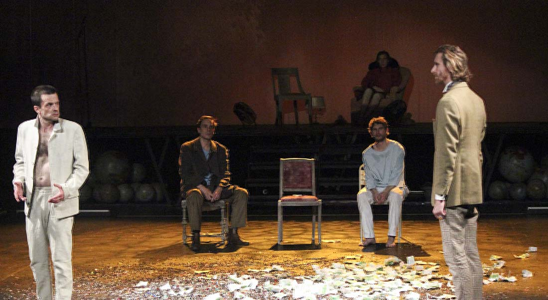 Le Maître et Marguerite - Critique sortie Théâtre Paris Théâtre de la Tempête