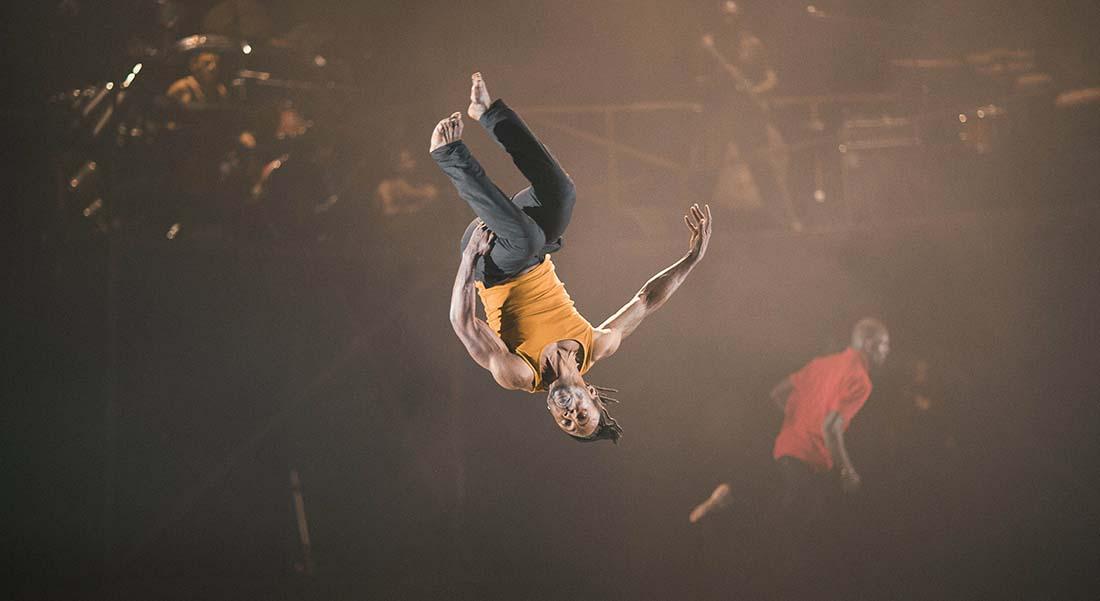 Monstres / On ne danse pas pour rien - Critique sortie Danse Paris La Villette
