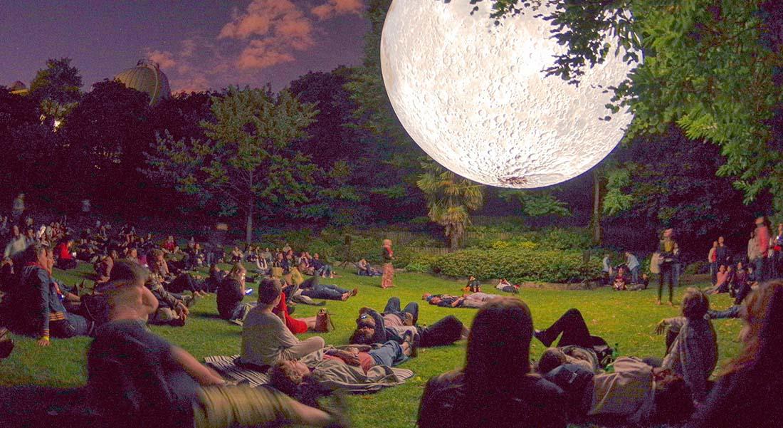 Museum of the Moon - Critique sortie Théâtre Paris