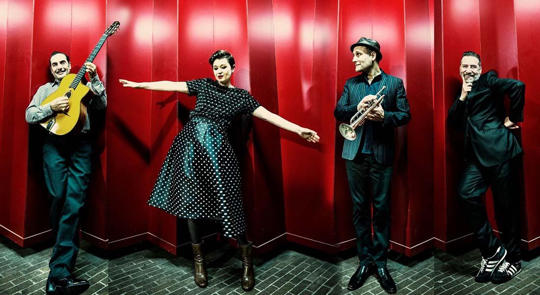 Paris / Lisbonne - Critique sortie Jazz / Musiques Paris