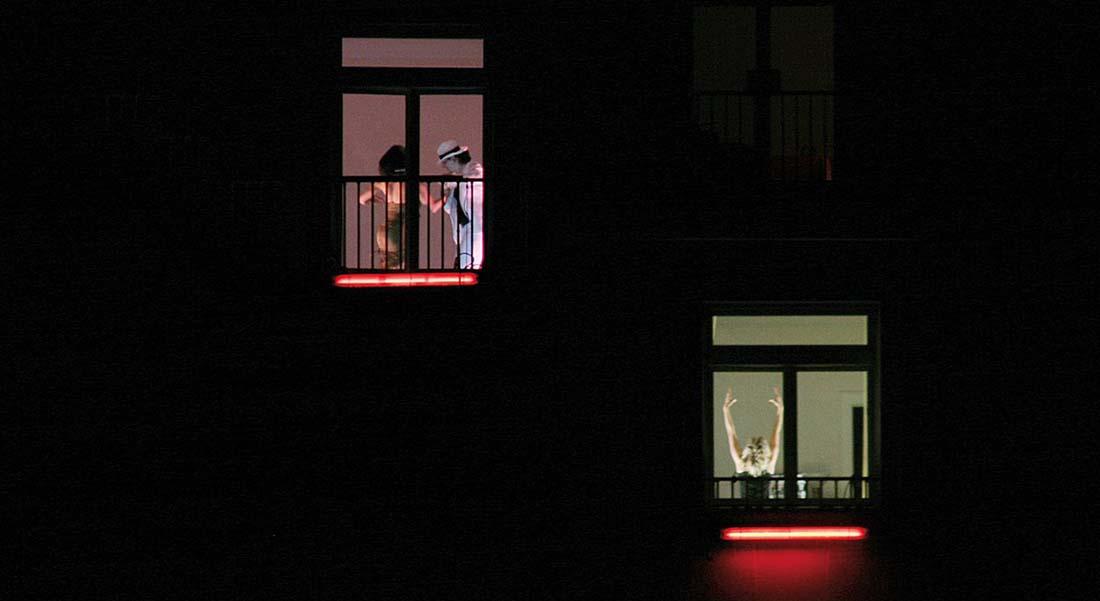 Scènes de Rue - Critique sortie Théâtre Mulhouse Scènes de Rue