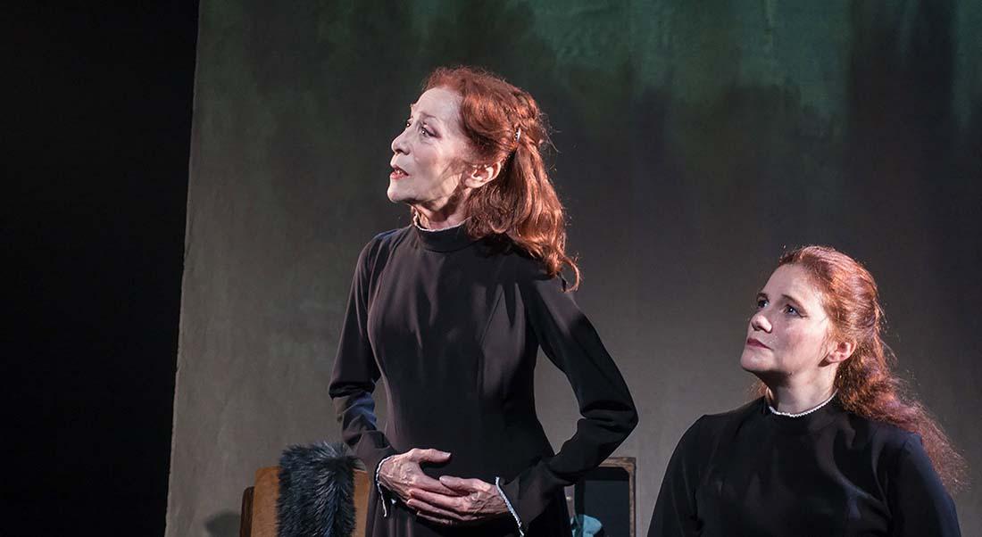 Cantate pour Lou Von Salomé - Critique sortie Avignon / 2018 Avignon Avignon Off. Espace Roseau Teinturier