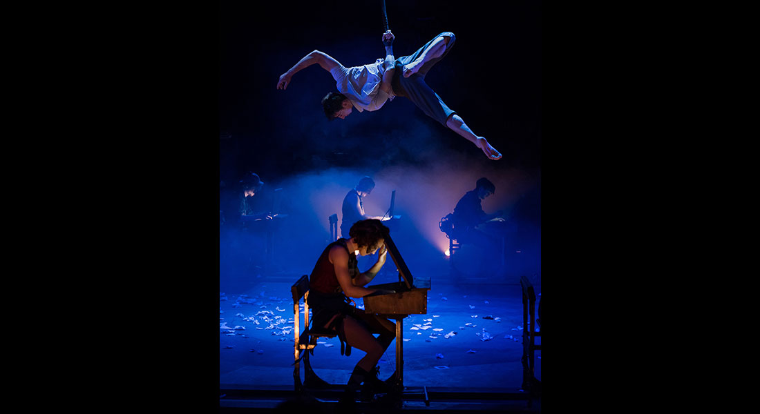 The Circus Village - Critique sortie Avignon / 2018 Avignon Avignon Off. Îlot chapiteaux