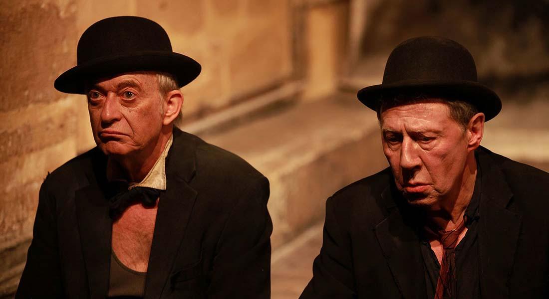 En attendant Godot - Critique sortie Avignon / 2018 Avignon Théâtre de l'Essaïon