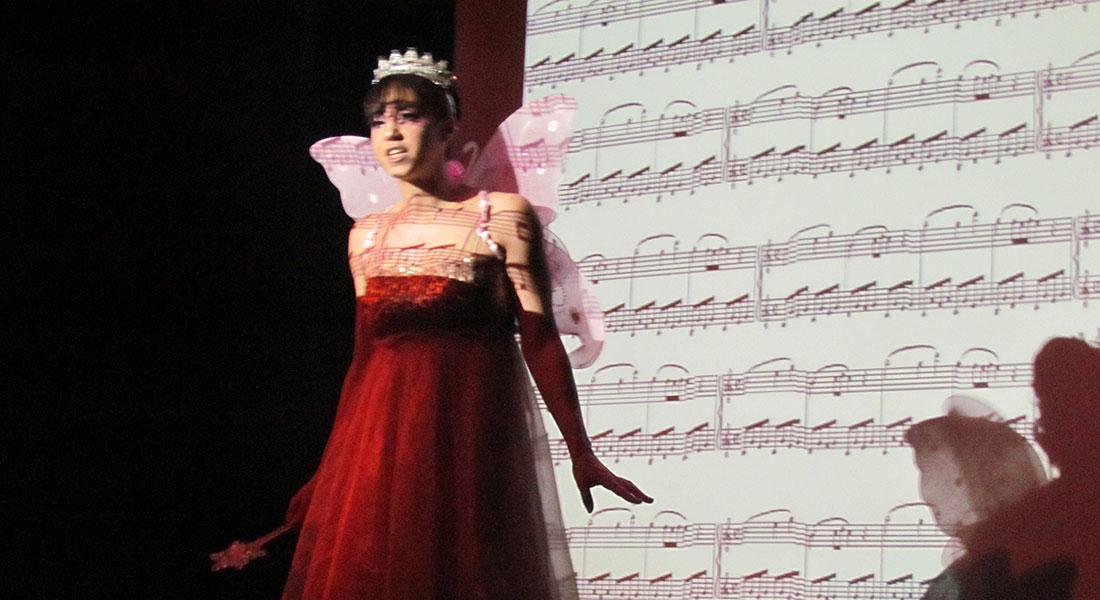 Féerie lyrique - Critique sortie Avignon / 2018 Avignon Avignon Off. Théâtre du Verbe fou