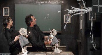 Festival Théâtr'Enfants 2018 - Critique sortie Avignon / 2018 Avignon Avignon Off. Maison du théâtre pour enfants