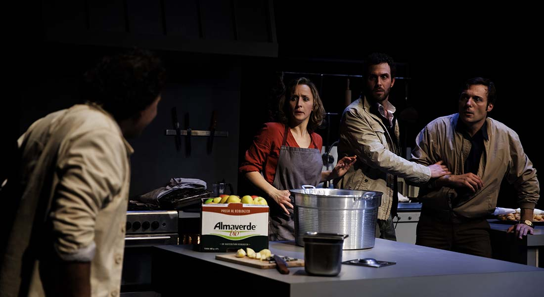 La Fuite - Critique sortie Avignon / 2018 Avignon Avignon Off. Théâtre des Carmes-André Benedetto