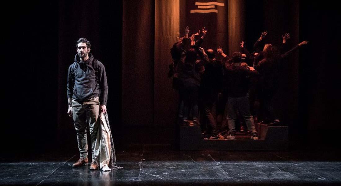 J'appelle mes frères - Critique sortie Avignon / 2018 Avignon Avignon Off. La Manufacture