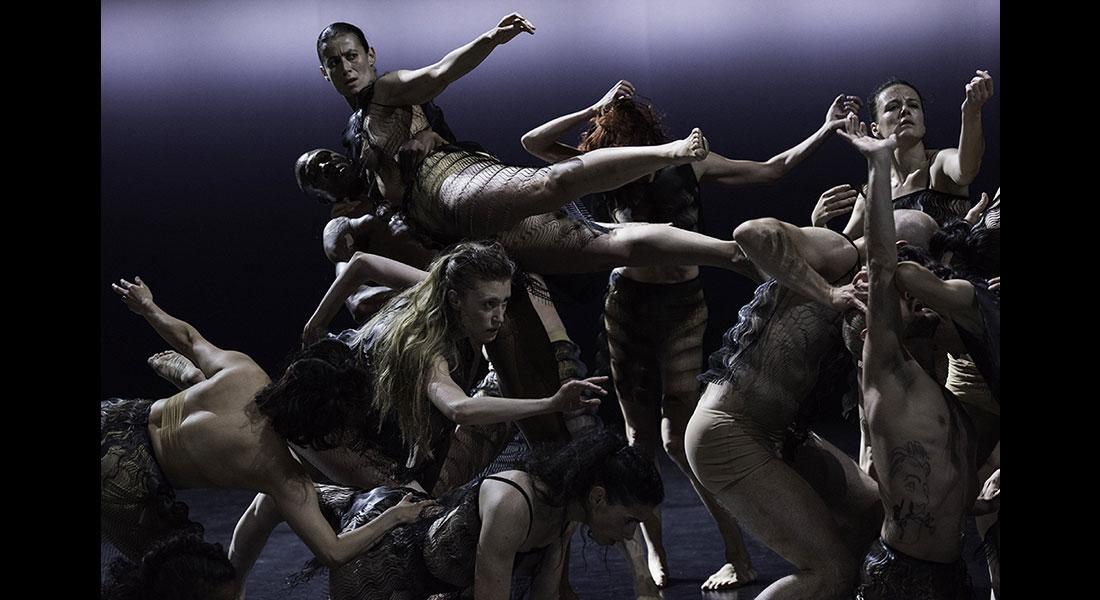 Kreatur de Sasha Waltz - Critique sortie Avignon / 2018 Avignon Festival d'Avignon. Opéra Confluence