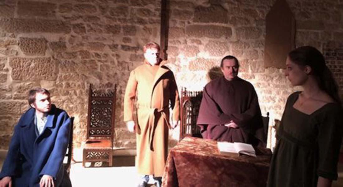 La Basilique effacée et Tête d'or - Critique sortie Avignon / 2018 Avignon Avignon Off. Théâtre du Tremplin