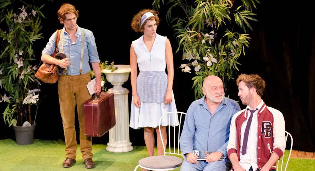 Le Jeu de l'amour et du hasard - Critique sortie Avignon / 2018 Avignon Avignon Off. Théâtre du Roi René