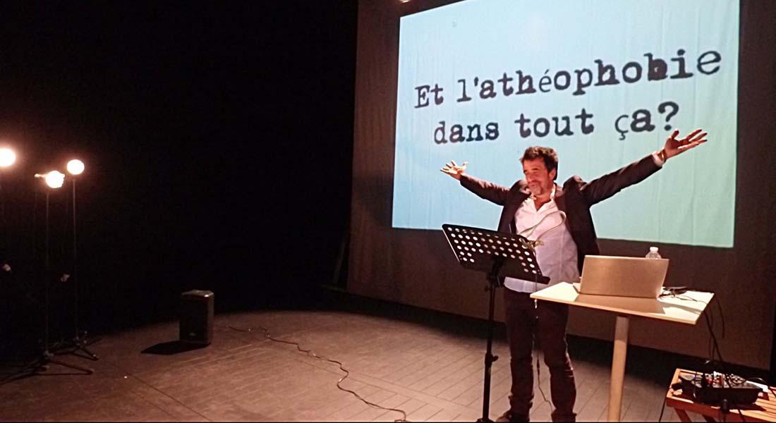 Lettre aux escrocs de l'islamophobie qui font le jeu des racistes - Critique sortie Avignon / 2018 Avignon Avignon Off. La Factory