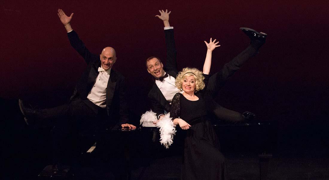 Lucienne et les garçons – Opus 3 - Critique sortie Avignon / 2018 Avignon Avignon Off. Théâtre du Girasole