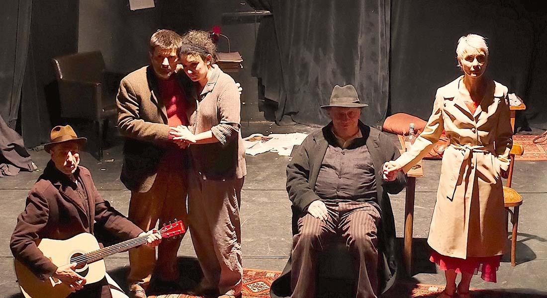 Oncle Vania - Critique sortie Avignon / 2018 Avignon Avignon Off. Théâtre des Corps Saints