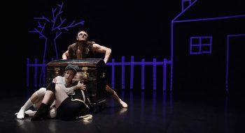 Pierre et le loup - Critique sortie Avignon / 2018 Avignon Avignon Off. Théâtre Golovine