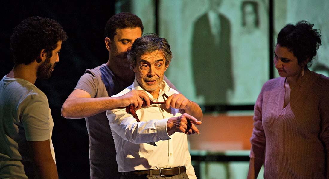 Vertiges - Critique sortie Avignon / 2018 Avignon Avignon Off. Théâtre des Halles