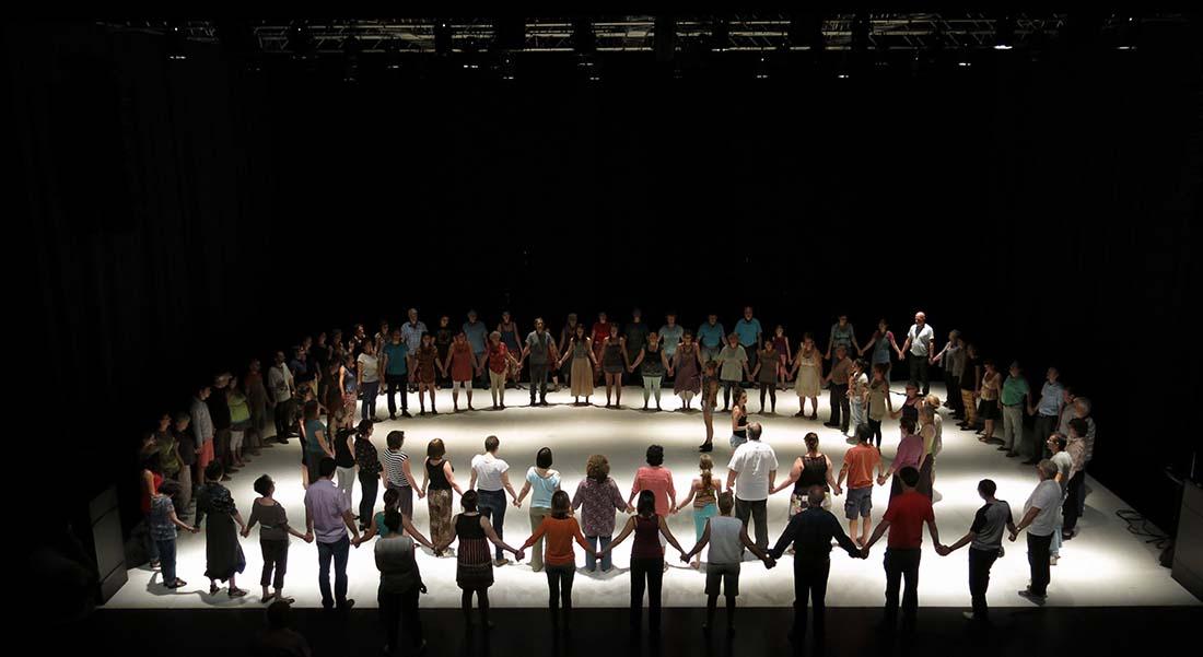 Atlas Cergy-Pontoise - Critique sortie Théâtre Pontoise Théâtre de Louvrais