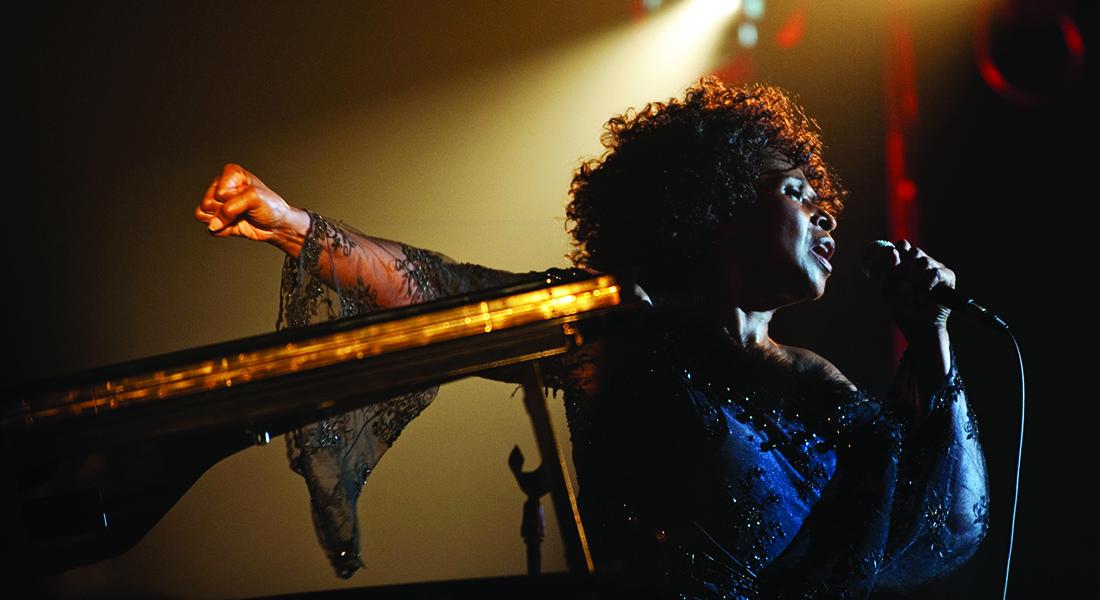 Liz McComb - Critique sortie Jazz / Musiques Paris Hôtel National des Invalides