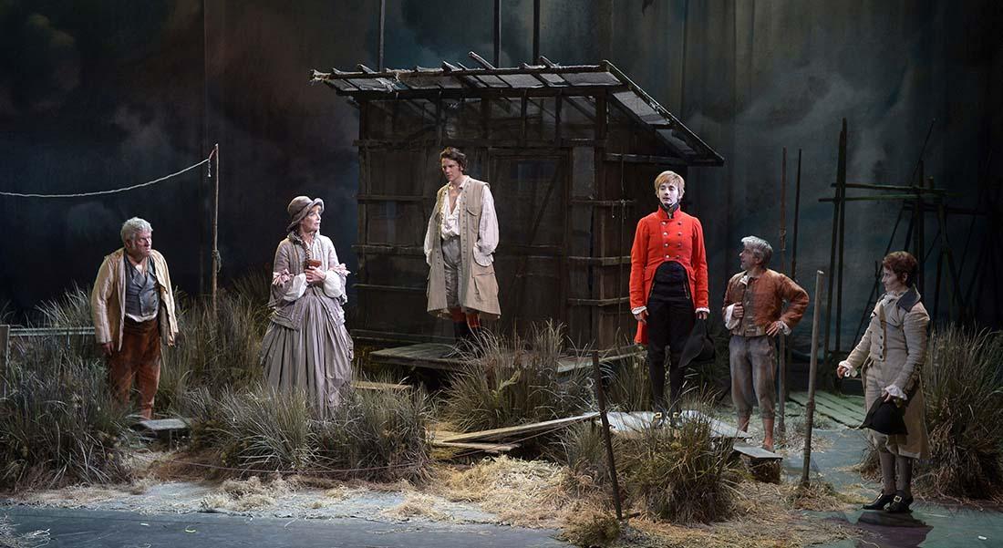 Le Triomphe de l'amour - Critique sortie Théâtre Toulouse ThéâtredelaCité – CDN Toulouse Occitanie