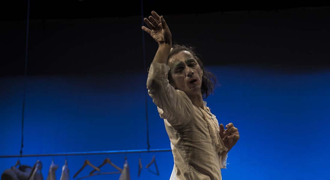About Kazuo Ohno - Critique sortie Danse Paris Théâtre de la Ville - Espace Pierre Cardin