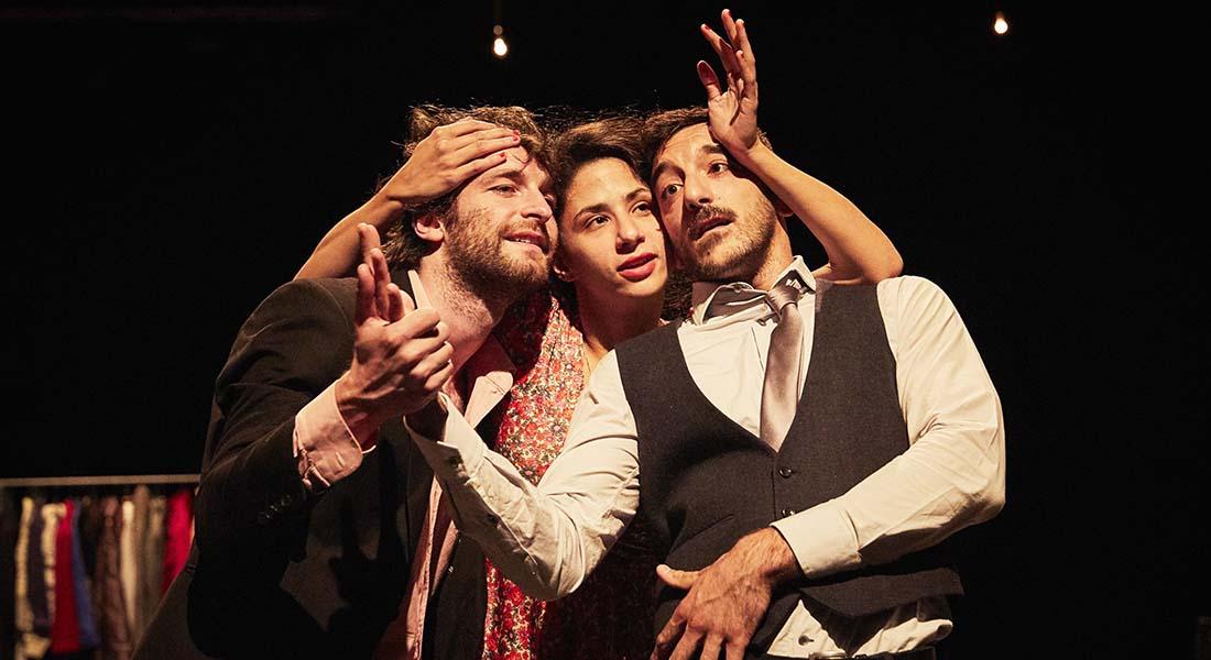 Claire, Anton et eux - Critique sortie Théâtre 75011 Paris Maison des Métallos