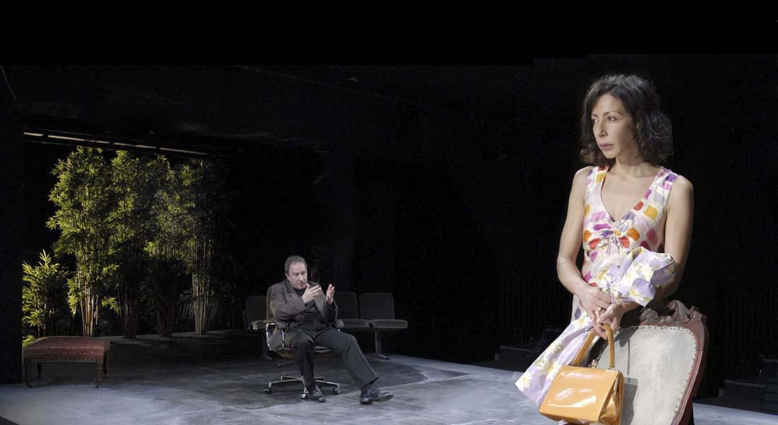 Dans la luge d'Arthur Schopenhauer - Critique sortie Théâtre Paris La Scala Paris