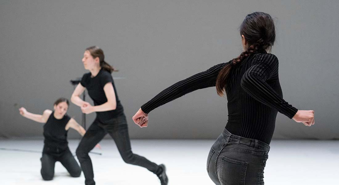 Dance concert - Critique sortie Danse Paris Centre Pompidou